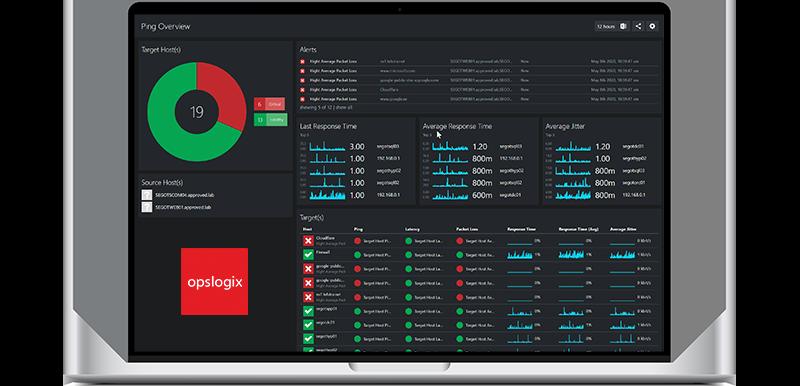 OpsLogix Ping MP-1.0-307_Screenshot