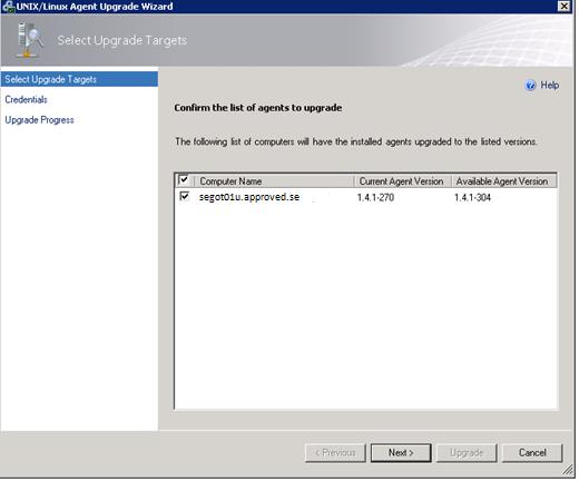 How_to_upgrade_a_SCOM_Unix_Linux_Agent_1