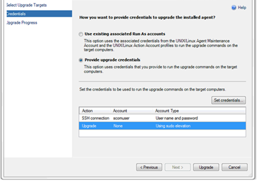 How_to_upgrade_a_SCOM_Unix_Linux_Agent_4