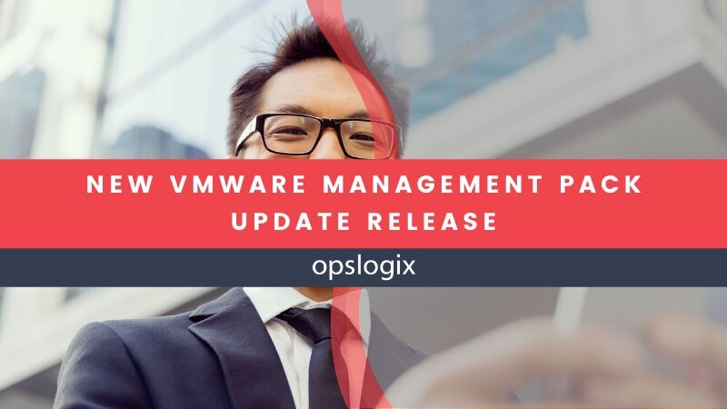 VMware Management Pack Update Release (20.5.1899.0)